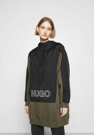 DALARISA - Sweatshirt - black/khaki