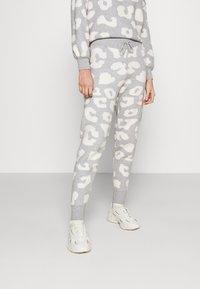 Never Fully Dressed - COPENHAGEN RESERVE TROUSER - Teplákové kalhoty - grey - 0