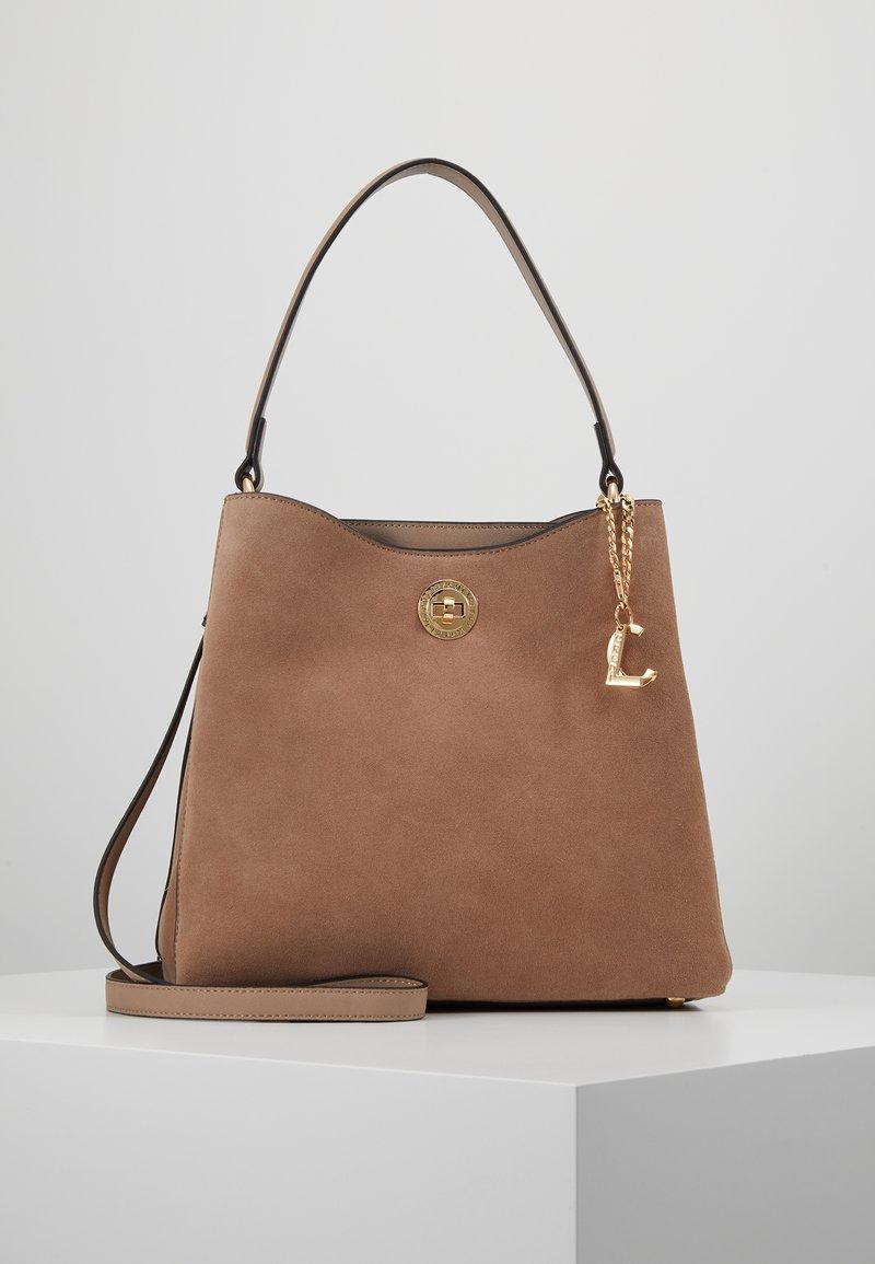 L. CREDI - DALINA - Handbag - taupe