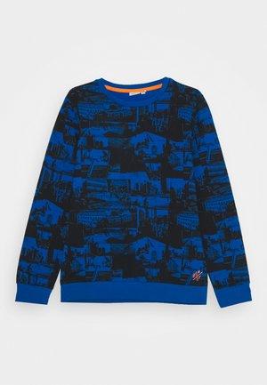 NKMNUMBAT - Sweatshirt - imperial blue