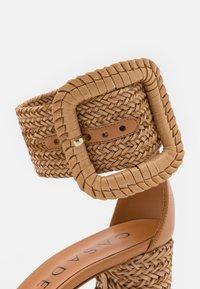 Casadei - Ankle cuff sandals - hanoi florence/natur - 6