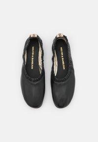 Melvin & Hamilton - IRIS - Ballet pumps - black - 5