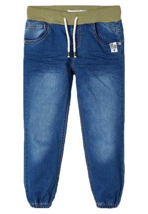Jeans Tapered Fit - medium blue denim