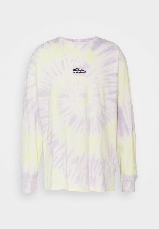 NATIVE CREW - Pitkähihainen paita - prism violet