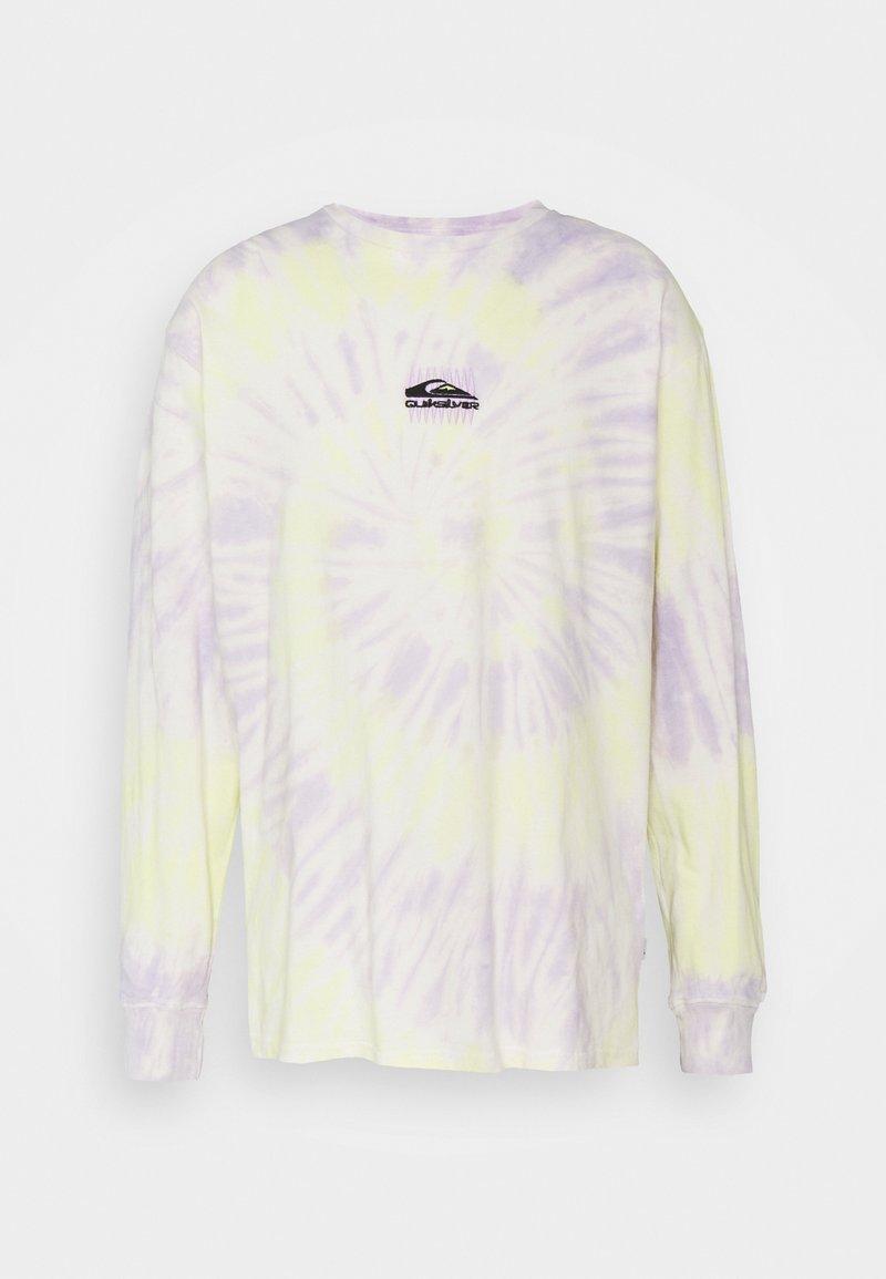 Quiksilver - NATIVE CREW - Camiseta de manga larga - prism violet