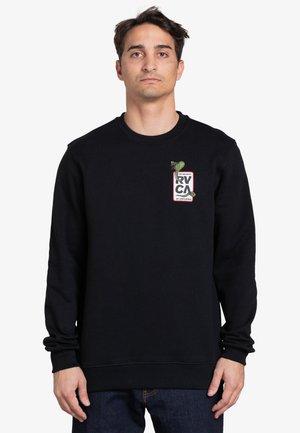 SNAKE EYES - Sweater - black