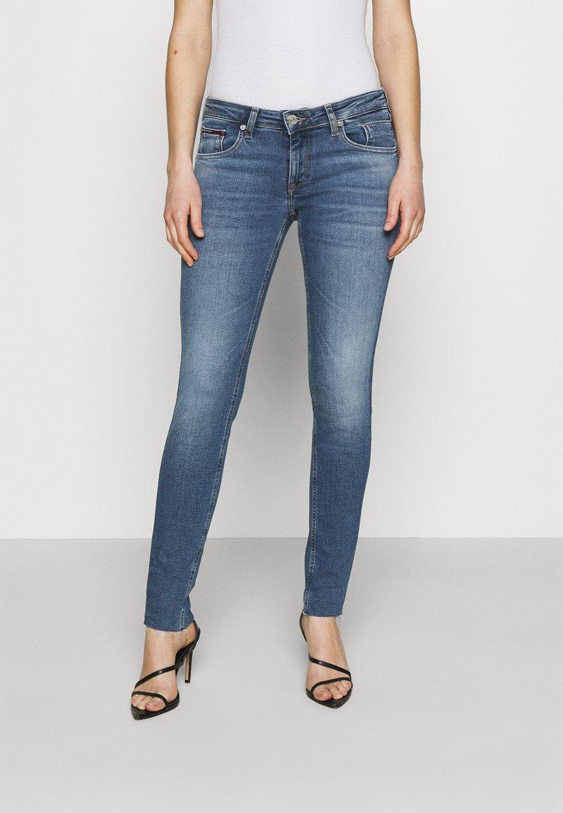 Tommy Jeans - SCARLETT ANKLE - Skinny džíny - arden