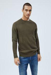 Pepe Jeans - OSCAR - Pullover - waldgrün - 0