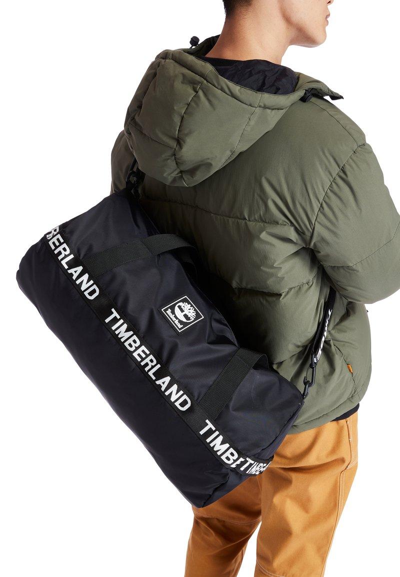 Timberland - DUFFEL TWILL - Holdall - black