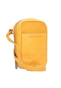 Cowboysbag - Across body bag - amber - 1