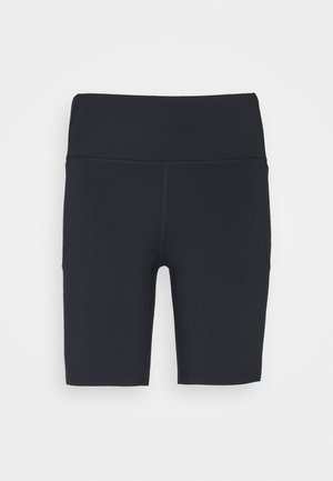 MERIDIAN BIKE SHORTS - Punčochy - black