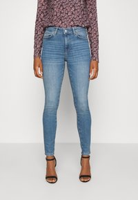 Pieces - PCDELLY  - Jeans Skinny Fit - light blue denim - 0