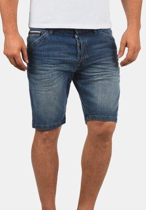 ALESSIO - Shorts di jeans - blue