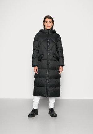 LIGHT PUFFER - Winter coat - black