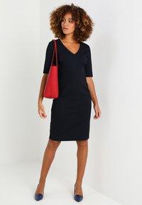 Expresso - Shift dress - dark blue - 1