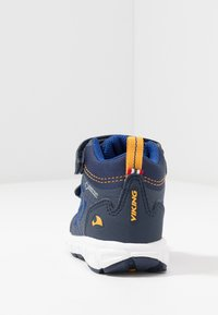 Viking - VEME MID GTX - Hiking shoes - navy/dark blue - 3