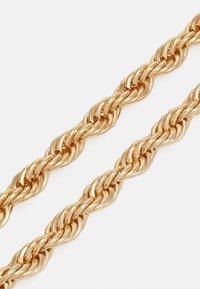 LIARS & LOVERS - SUNBURST TWIST CHAIN NECKLACE - Necklace - gold-coloured - 2