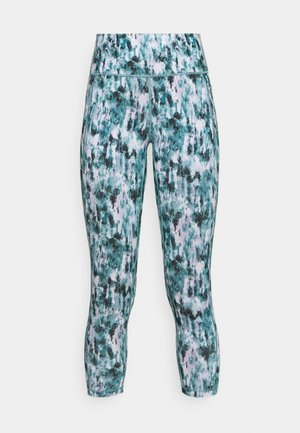 SUPER SCULPT YOGA LEGGINGS - Leggings - blue