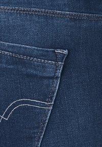 ONLY - ONLPAOLA LIFE - Jeans Skinny - dark blue denim - 7