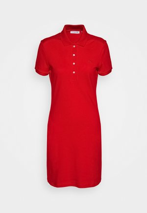 DRESS - Robe d'été - red