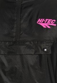 Hi-Tec - PERCY JACKET - Giacca sportiva - pink/black - 4