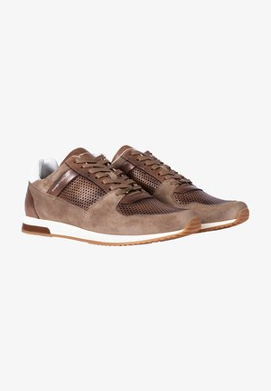 SLOW - Casual lace-ups - brown