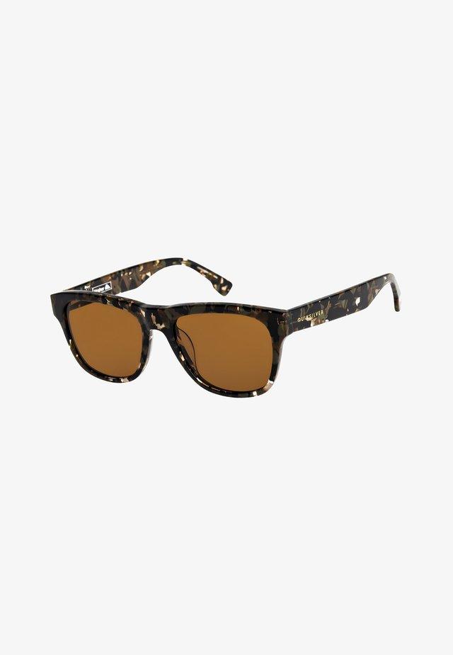 NASHER - Sunglasses - shiny camo/brown