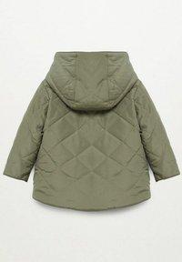 Mango - SAMY - Winter jacket - khaki - 1