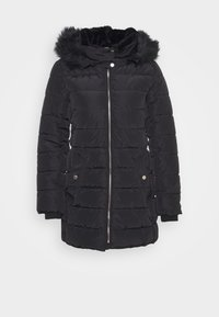 ONLY - ONLCAMILLA QUILTED  - Winter coat - black - 6