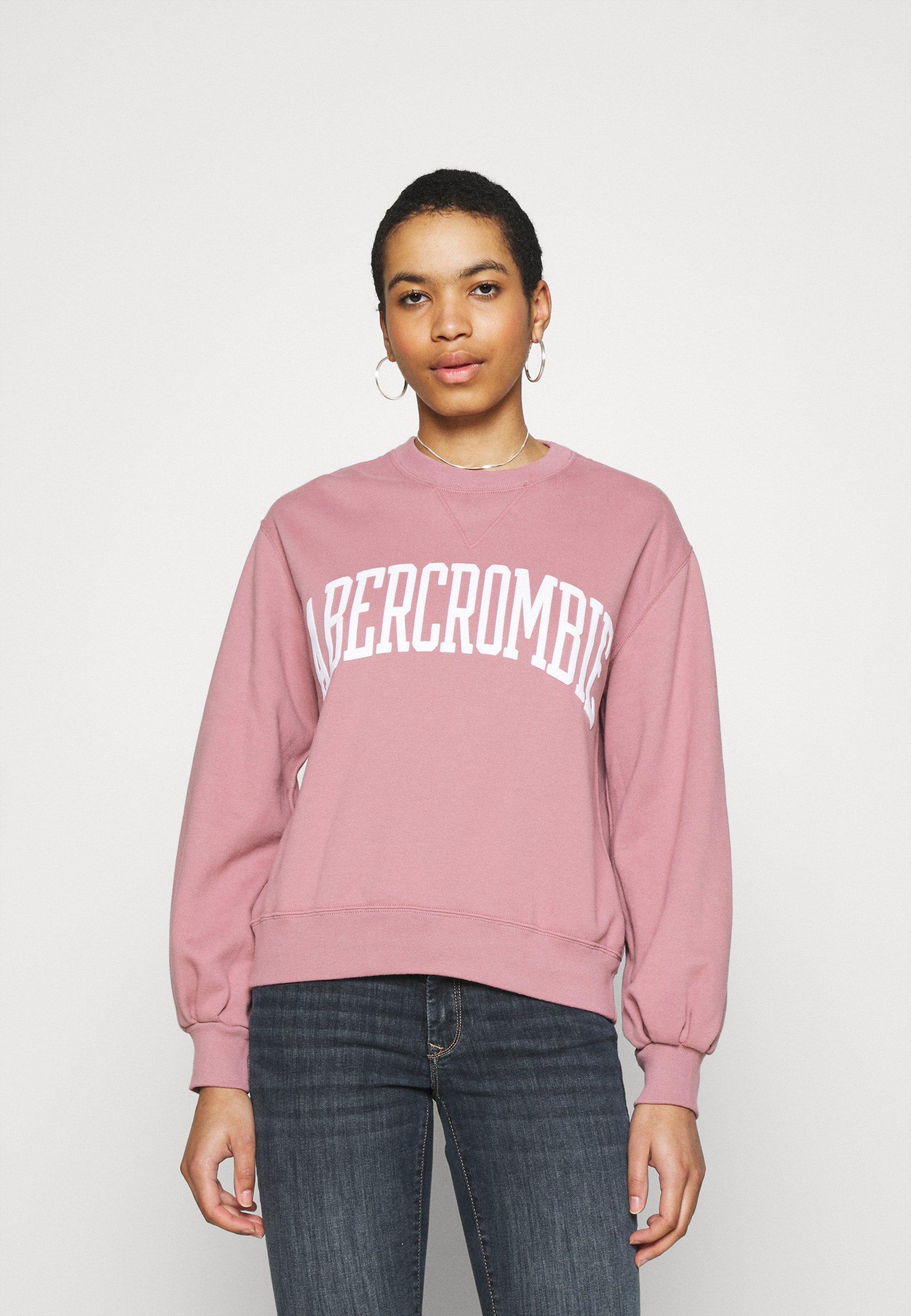 Women SEASONAL COLLEGIATE LOGO CREW - Sweatshirt