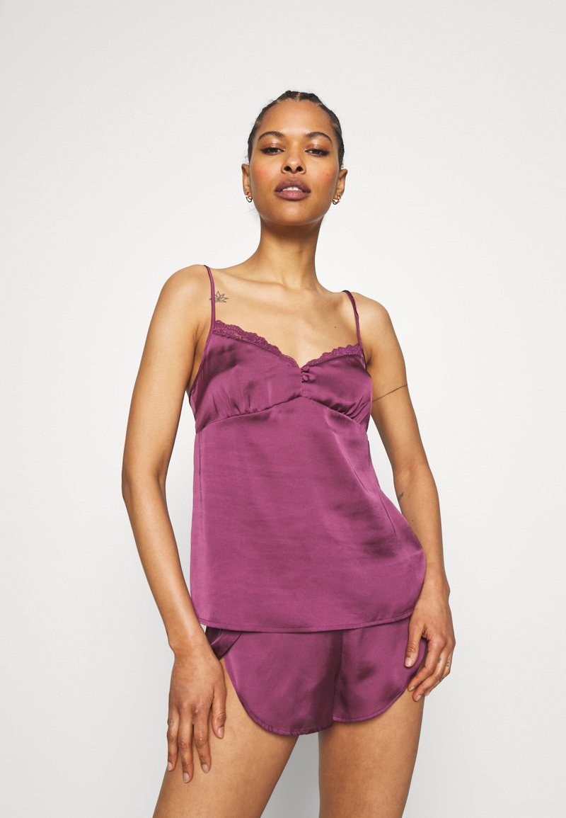 Women Secret - SHORT SET - Pijama - lilacs