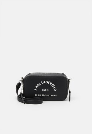GUILLAUME CAMERA BAG - Across body bag - black