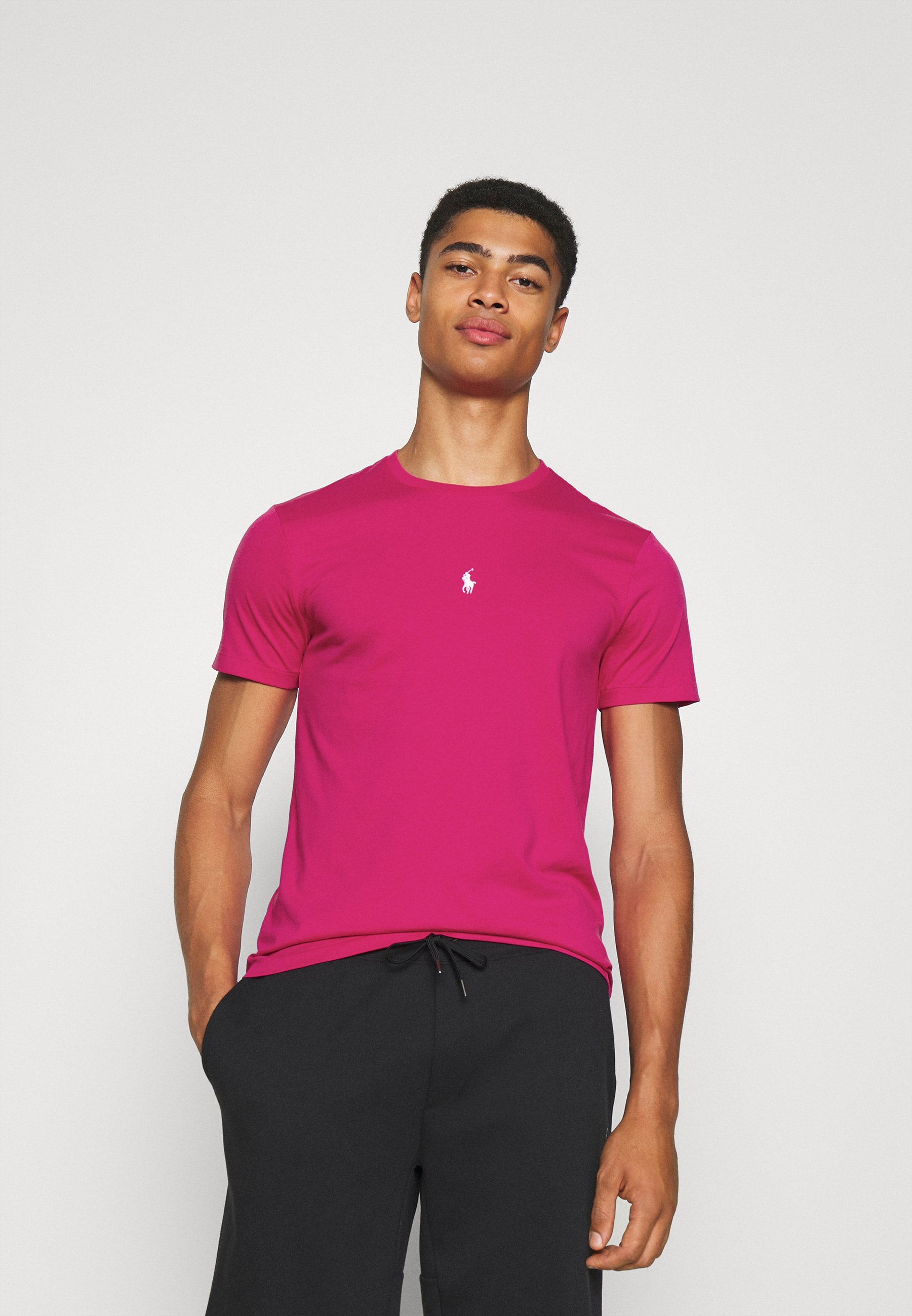 Men CUSTOM SLIM FIT JERSEY T-SHIRT - Basic T-shirt