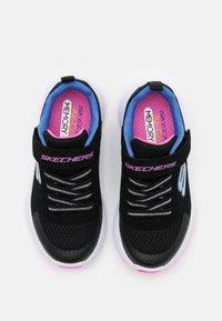 Skechers - DYNAMIK TREAD HOP N'HIKE - Trainers - black/multicolor - 3
