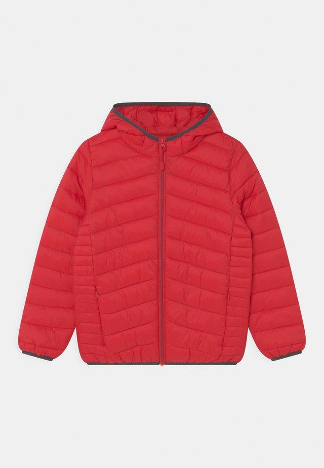 Zimní bunda - red