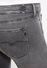 Replay - HYPERFLEX LUZ  - Jeans Skinny Fit - grey - 4