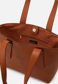 Even&Odd - Tote bag - cognac - 2