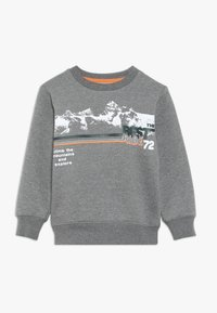 Staccato - Sweatshirt - anthra melange - 0