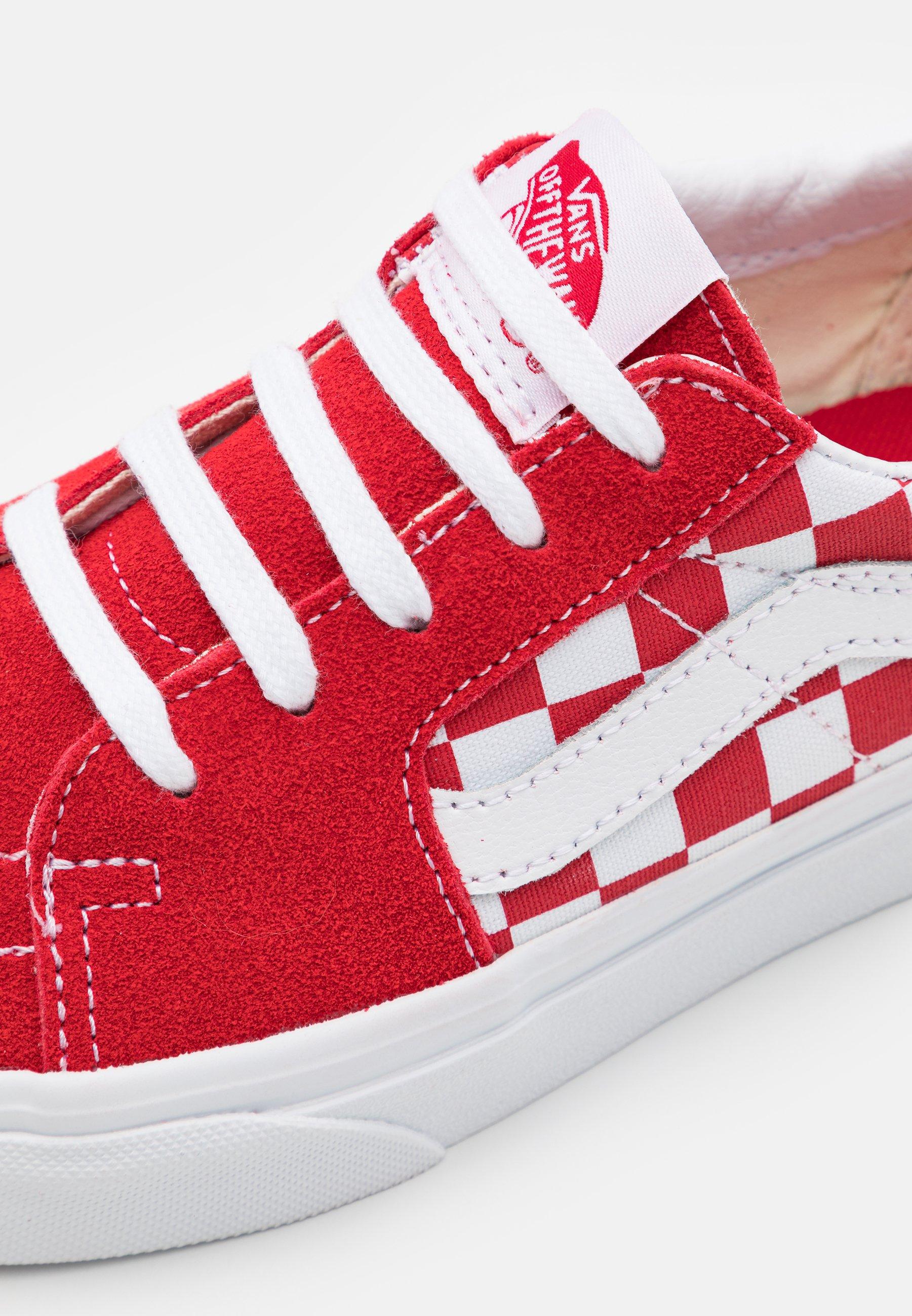 vans Skate rouge