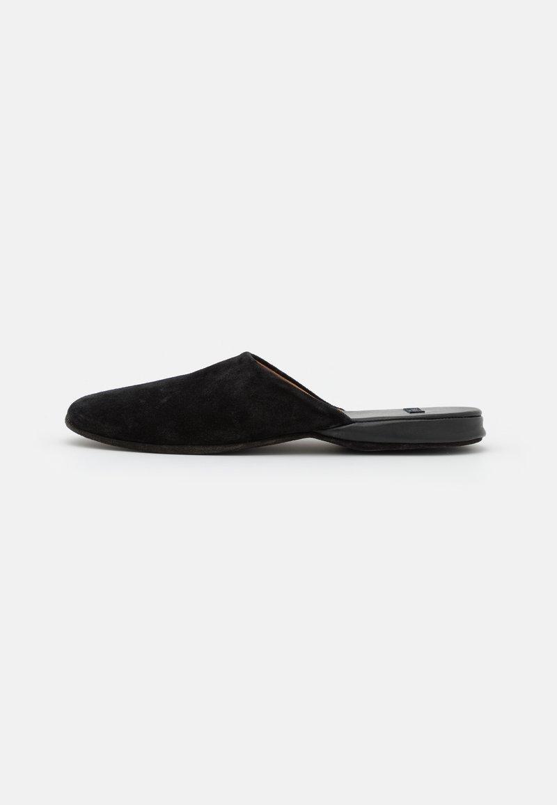 Hackett London - MULE SLIP - Mules - black