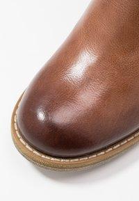 Anna Field - LEATHER WINTER BOOTIES - Zimní obuv - brown - 2