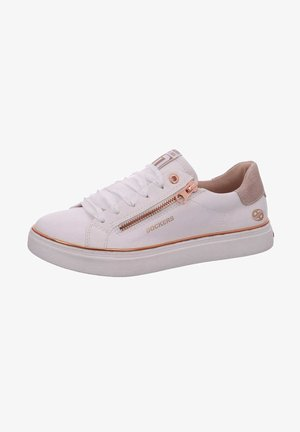 Sneakers laag - weissrose