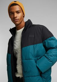 edc by Esprit - Winter jacket - dark teal green - 5