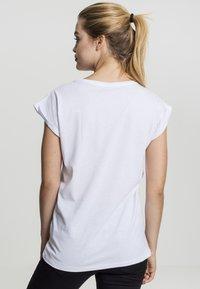 Merchcode - MY CHEMICAL ROMANCE - Print T-shirt - white - 2