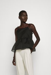 Bruuns Bazaar - DITTANY LENNY  - Top - black - 0