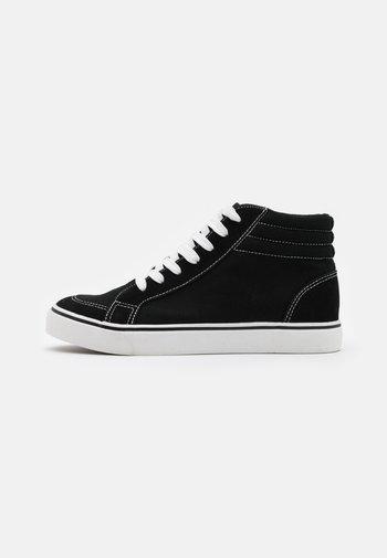 JOEY - Zapatillas altas - black