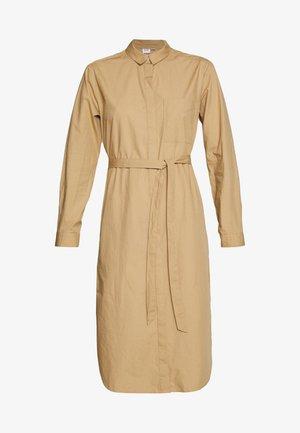 SHIRTDRESS - Shirt dress - mojave