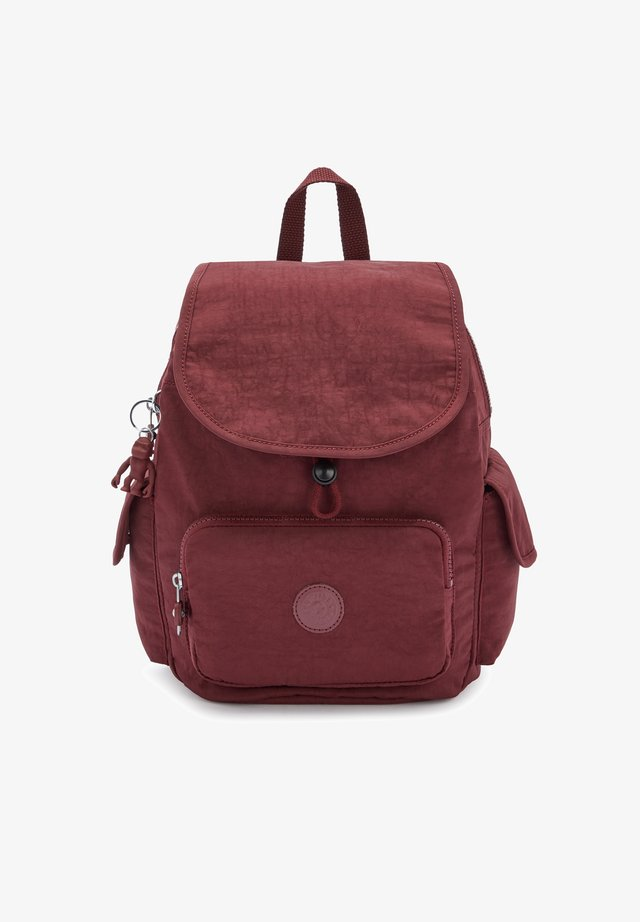 CITY PACK S - Rugzak - intense maroon