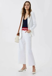 LIU JO - Trousers - white - 1