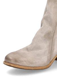 A.S.98 - Cowboy/biker ankle boot - grigio - 12
